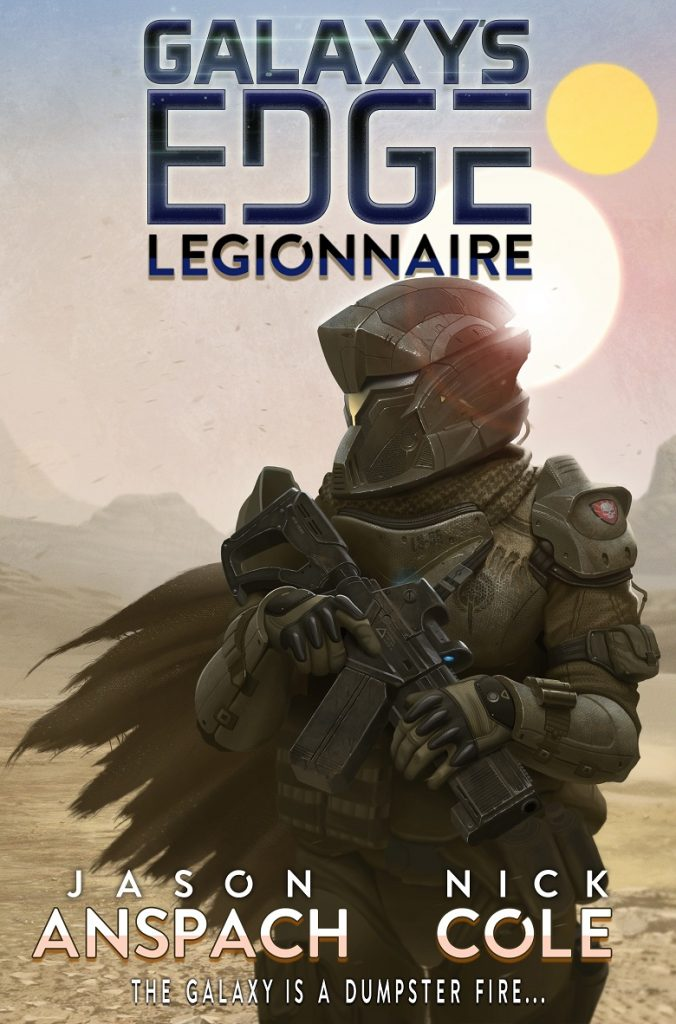 Legionnaire Amazon Book