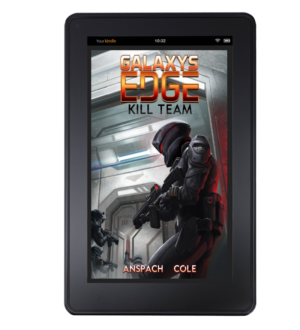 Kill Team (Galaxy's Edge Book 3) Kindle Edition
